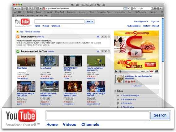 Youtube - Otimizando a sua empresa nas buscas do Google através do Youtube