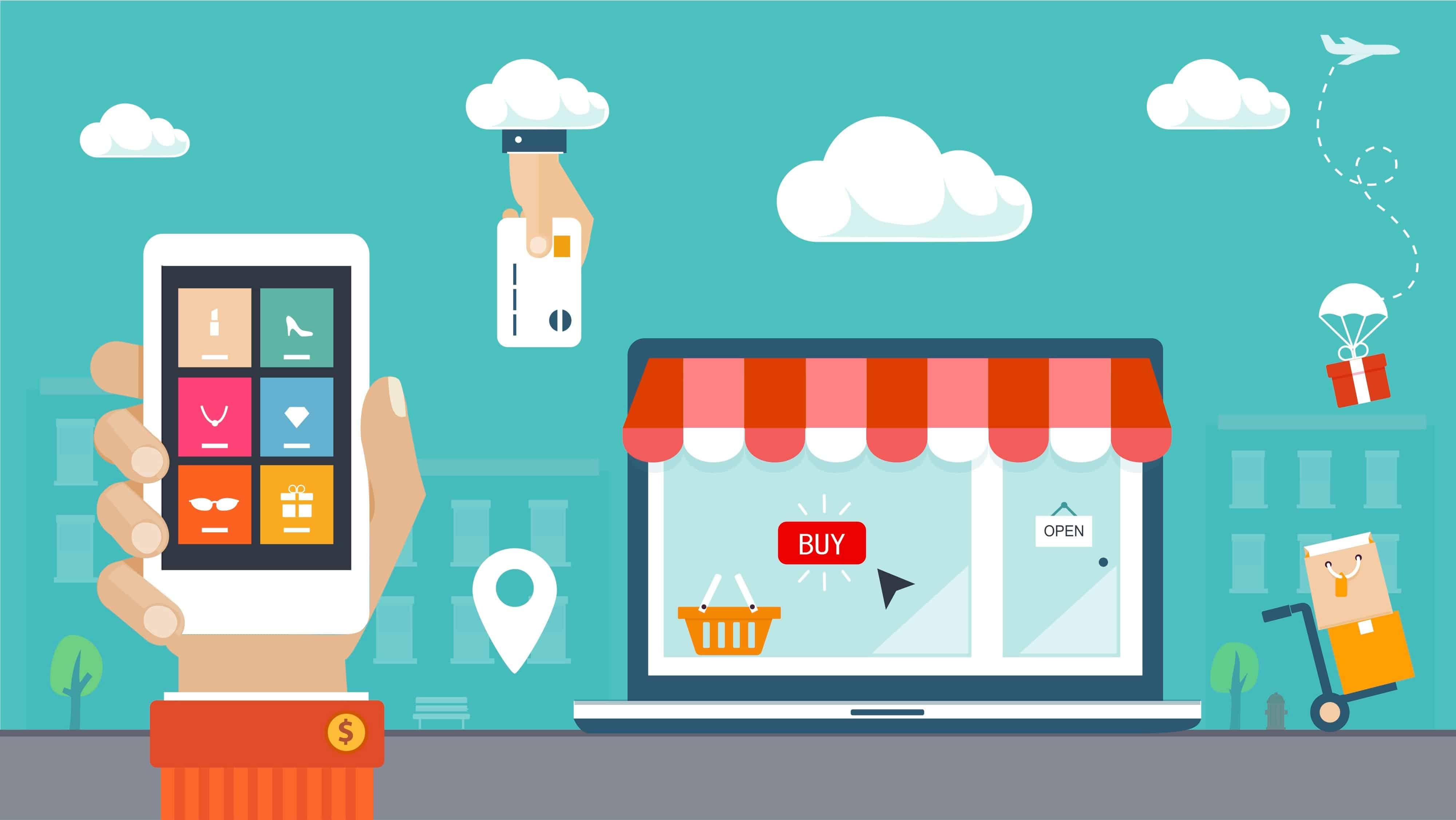 Como divulgar a minha loja virtual na web