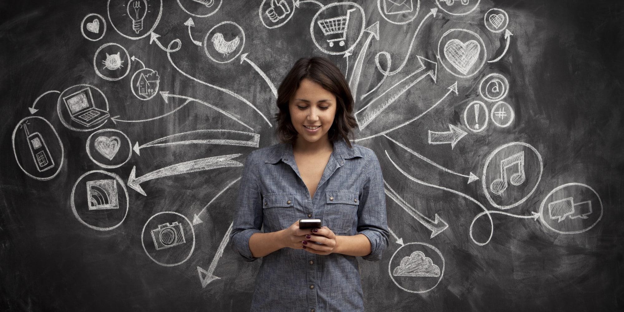 A nova fase da era digital e das mídias sociais